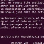 W: Possible missing firmware /lib/firmware/tigon/tg3_tso5.bin for module tg3