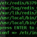 Install Redis an Debian 8