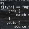 logstash filter to nginx